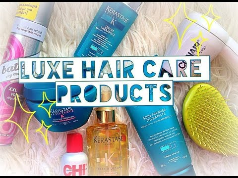 TRIED & TESTED LUXE HAIRCARE PRODUCTS | artemis samara