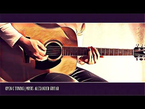 guitar-improvisation-(open-c-tuning)🎸