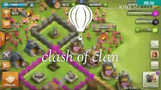Clash Of Clans : Farmando e relaxando ! ~ Edu