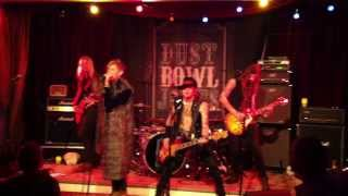 Dust Bowl Jokies - Boots on, rocks off (Live)
