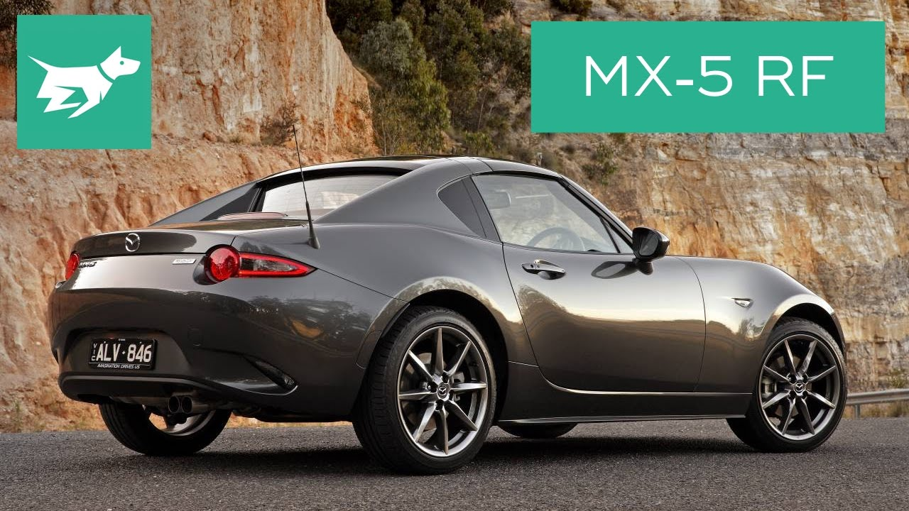 2017 mazda mx 5 rf review first drive youtube. Black Bedroom Furniture Sets. Home Design Ideas