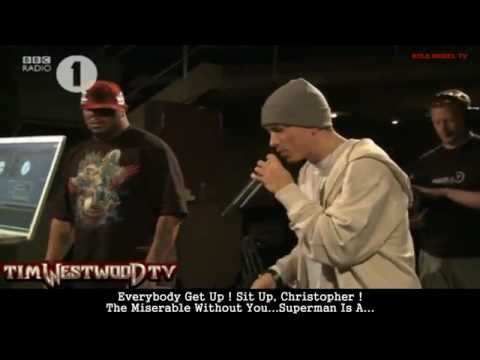 Eminem & Kon Artis Spittin' Fire Feat. Dj Alchemist