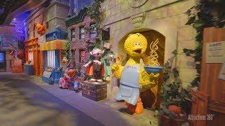 [4K] Sesame Street Ride - Sesame Street Spaghetti Space Chase - Universal Singapore