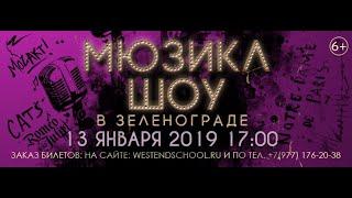 Мюзикл шоу в Зеленограде. Концерт в ДК МИЭТ