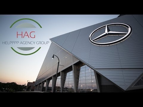 HAG COMPANY- 1st COMPANY TO PRODUCES A CORPORATE EVENT @ THE NEW MERCEDES-BENZ STADIUM IN ATLANTA!