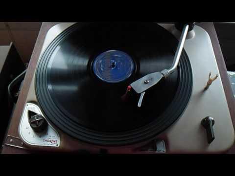 Robert Johnson,78 RPM Sweet Home Chicago Vocalion 03601
