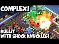 Complex: Bullit with Shock Knuckles! ✦ Boom Beach