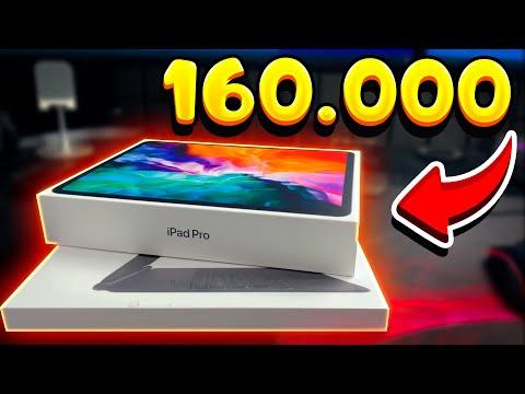 iPad Pro 2020 ЗА 160 000 РУБЛЕЙ - ЗАЧЕМ? | РАСПАКОВКА НОВОГО iPad ДЛЯ STANDOFF 2 | ВЕЛЯ СТАНДОФФ 2