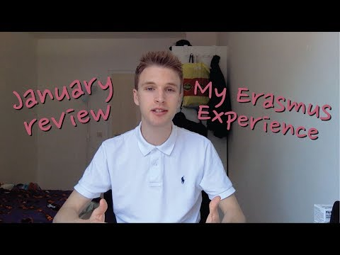 My Erasmus Experience - January Review (University of Cologne, Germany)