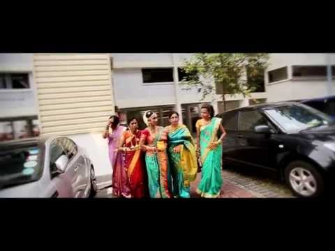 Sashi & Kumutha Singapore Hindu Wedding Video Trailer