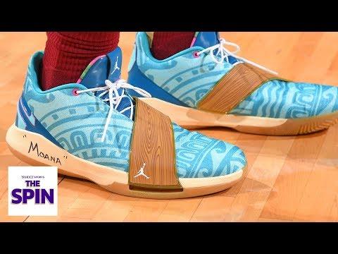 Fresh Kicks Friday | The Spin NBA thumbnail