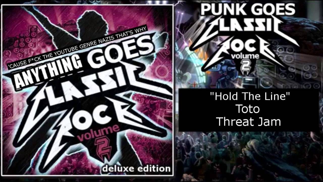 22  Toto-Hold The Line (Punk Goes Classic Rock 2)