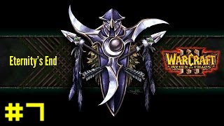 Warcraft III Reign of Chaos: Night Elf Campaign #7 - Twilight of the Gods