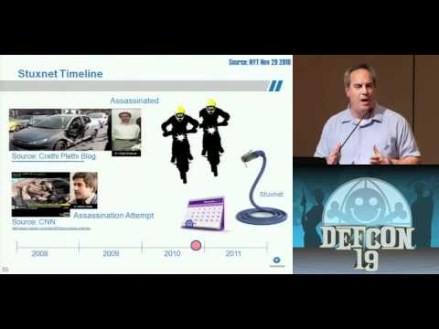 DEFCON 19 (2011) - Verisign, iDefense - An Insider's Look at International Cyber Security Threats