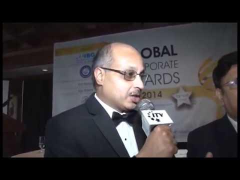 Renee Reports - Global Corportate Awards in Tampa 2014