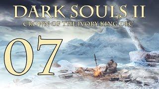 Dark Souls 2 Crown of the Ivory King - Walkthrough Part 7: Burnt Ivory King