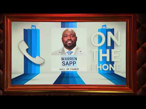 Warren Sapp Reveals the Effects of Concussions on Ex-NFL Players | Full Interview | Rich Eisen Show