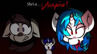 mLP Cover - She's A Vampire - P-TYPE