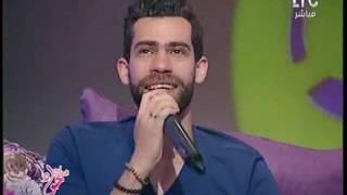 """اغنية """"قلبي معاك"""" للمطرب محمد الحريري ..استوديو #جراب_حواء"""