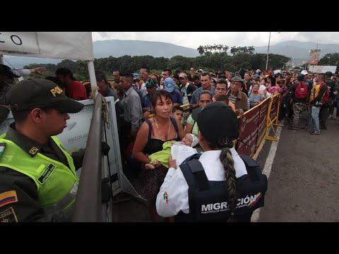 Venezuelan refugees face backlash in South America