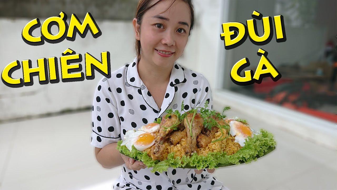 Muốn Ăn Cơm Gà Phải Ăn Chổi Chà Của Chị Già Hahaha | Thái Già Vlogs