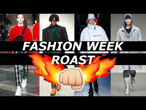 FASHION WEEK ROAST | Milan + London Discussion | Off White, Prada, Fendi, Palm Angels | Gallucks
