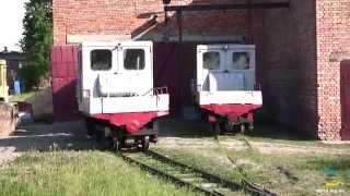 узкоколейный мотовоз МД 54-4 / narrow-gauge rail car MD 54-4(Ukraine, Ivano- Frankivsk region, urban village Kolomiya. Narrow gauge (750mm) railway of a brick factory №3. Only there you can see last two working ..., 2012-07-28T20:51:52.000Z)