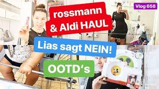 Was ist besser rossmann oder dm? l XXL Food Aldi & rossmann HAUL l Kochen l  Vlog 658