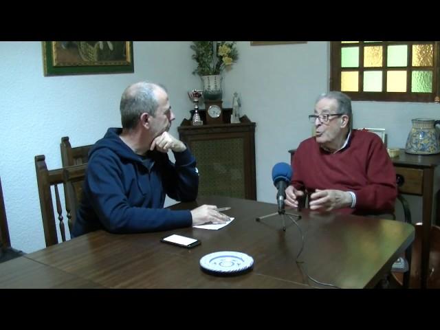 Entrevista Teódulo Morales, casero de la Casa de la Encomienda