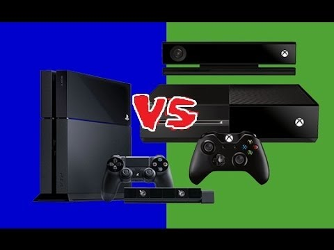 PS4 vs. Xbox One What Console is Better? (CoD Ghosts ...