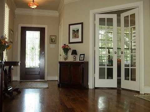 Single French Door Exterior for Home Ideas - YouTube