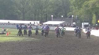 Shorttrack 500cc /ST1 - 3e manche - Grasbaanraces Balkbrug 2019