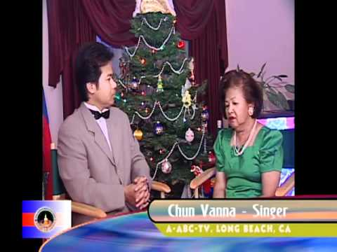 Chun Vanna - Cambodian Entertainer - The only Interview in her whole career - Part 3