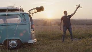 Video Sunset with the DJI Phantom 4 PRO+ OBSIDIAN! download MP3, 3GP, MP4, WEBM, AVI, FLV September 2018