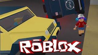 ROBLOX ULTIMATE DRIVING WESTOVER ISLANDS | RADIOJH GAMES & GAMER CHAD