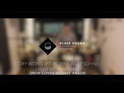 Cory Wong (ft. Robbie Wulfsohn) - Light As Anything (Drum Cover By Dave Anson)