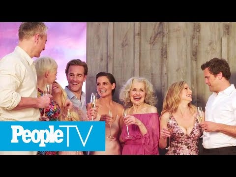 'Dawson's Creek' Reunites! The Cast Looks Back At The Iconic 's Legacy  PeopleTV