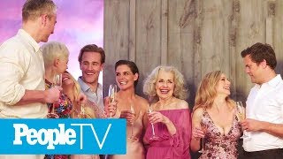 'Dawson's Creek' Reunites! The Cast Looks Back At The Iconic Show's Legacy | PeopleTV