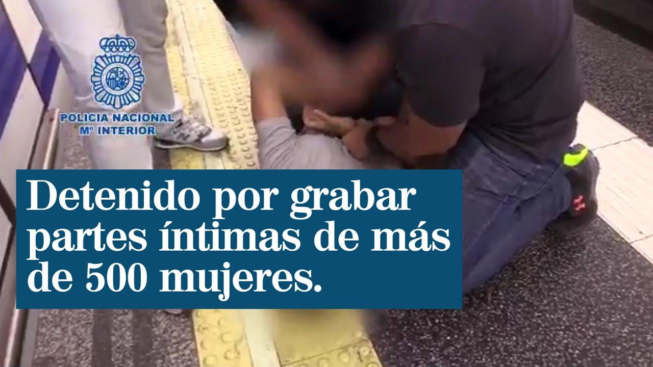 27237610641e Colombiano detenido en España por grabar a 555 mujeres con cámara ...