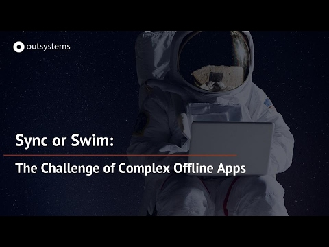 Sync or Swim: The Challenge of Complex Offline Apps