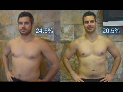 Nuevo desafío pérdida de grasa. 2ª toma de medidas - YouTube