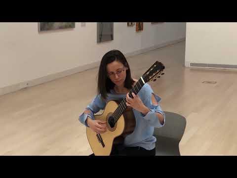 Annamaria Fabian - Tristemusette Roland Dyens a la mémoire de Marcel Dadi