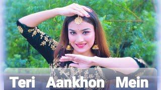Teri Aankhon Mein | Darshan Raval, Neha Kakkar | Garba Dance | Let's Dance With Shreya