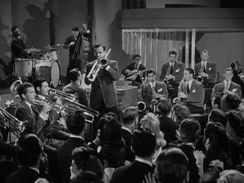 Glenn Miller - In the Mood - Sun Valley Serenade (1941) HQ