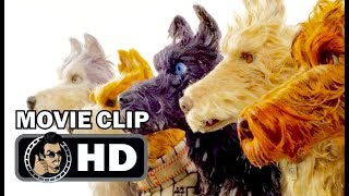 ISLE OF DOGS Movie Clip - Okay It's Worth It (2018) Wes Anderson Stop Motion Animation Movie HD