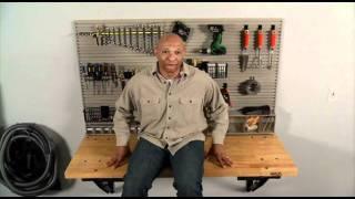 Bench Solution Fold-away Workbench.mov