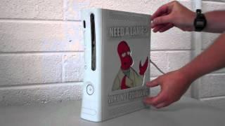 Memods - Xbox 360 Lamp - Why not Zoidberg!