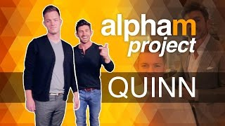 Alpha M Project Quinn | A Men