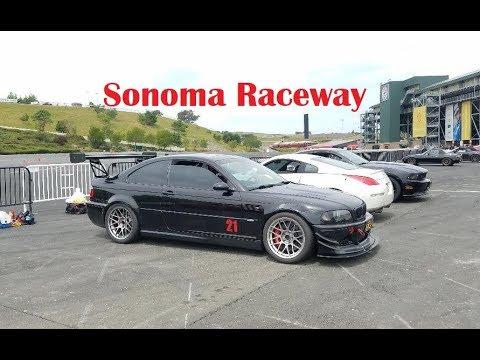 Sonoma Raceway - BMW E46 M3 - 1:54 Lap