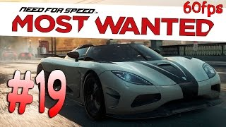 Need For Speed Most Wanted 2012┃ФИНАЛ┃#19